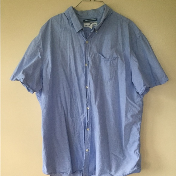 Other - Old Navy Blue Men's Button Shirt